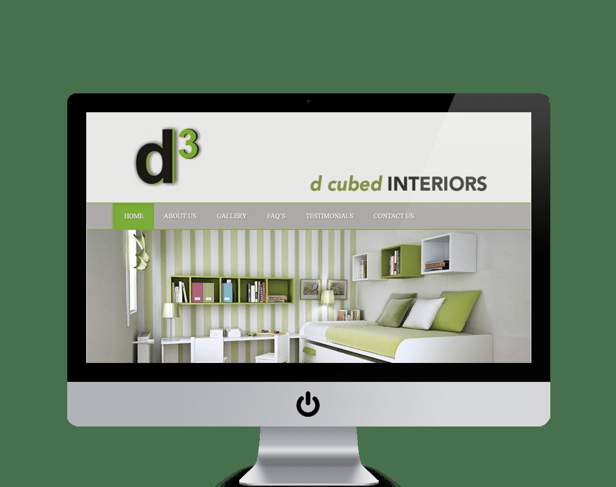 D Cubed Interiors