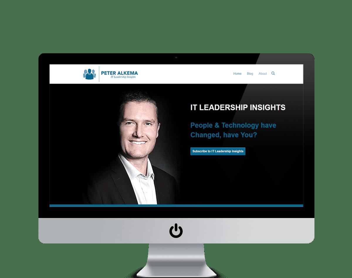 Peter Alkema Website