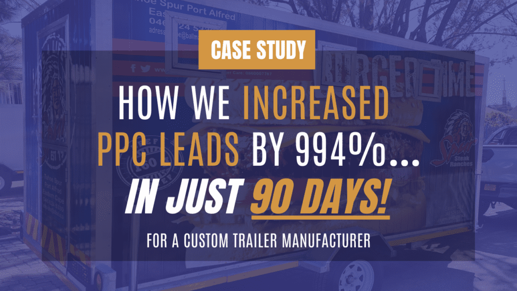 Trailers Unlimited Case Study